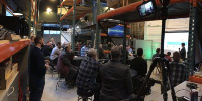 3 Tree Tech Exec Roundtable Crowd
