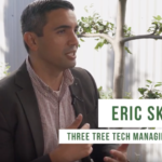 Eric skeens, CTO of 3 Tree Tech