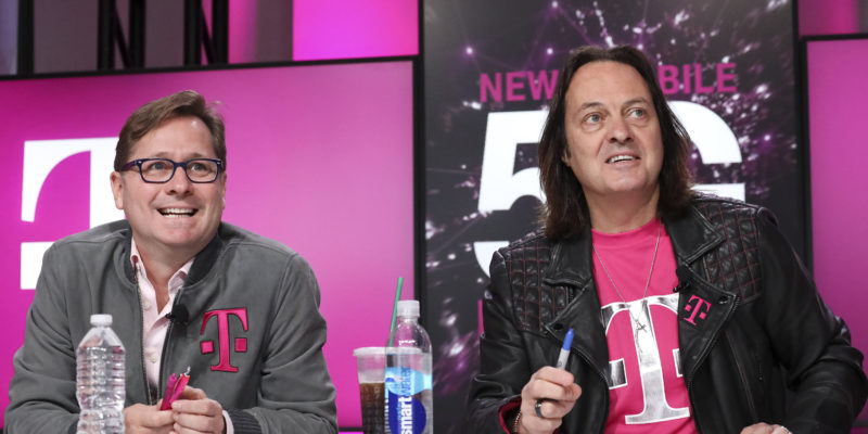 T-Mobile 5G Announcement